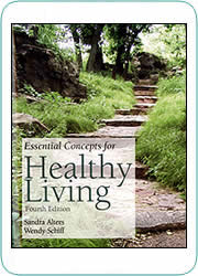 As Seen In Essential Concepts for Healthy Living, Fourth Edition
